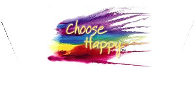 Choose Happy Vibes