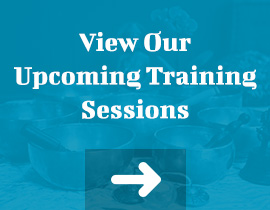 View Our Upcoming Training Sessions